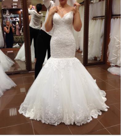 Maggie Sottero Bröllopsklänning 860b0de4d9eea