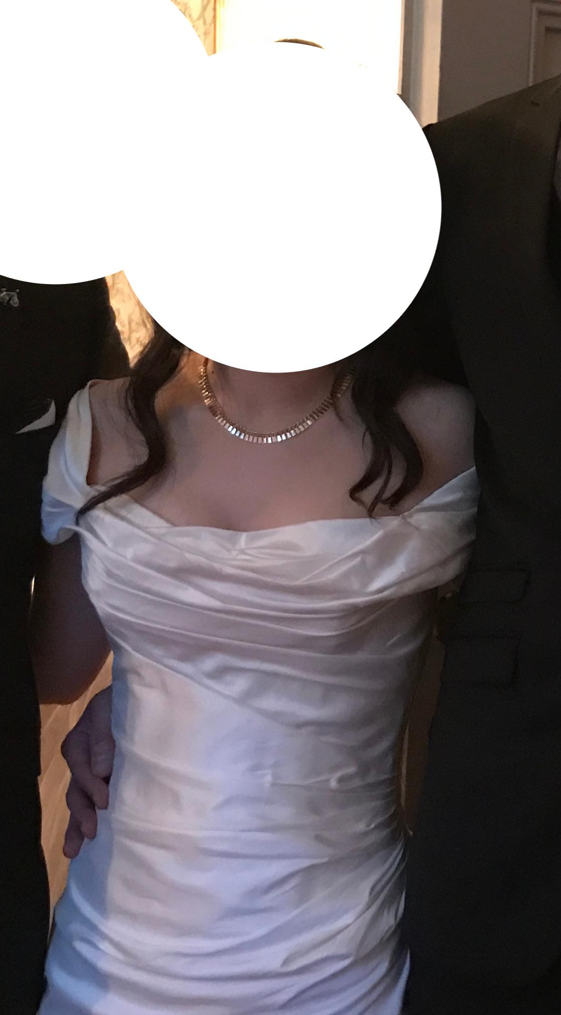 Brudklänning Angelina Colarusso