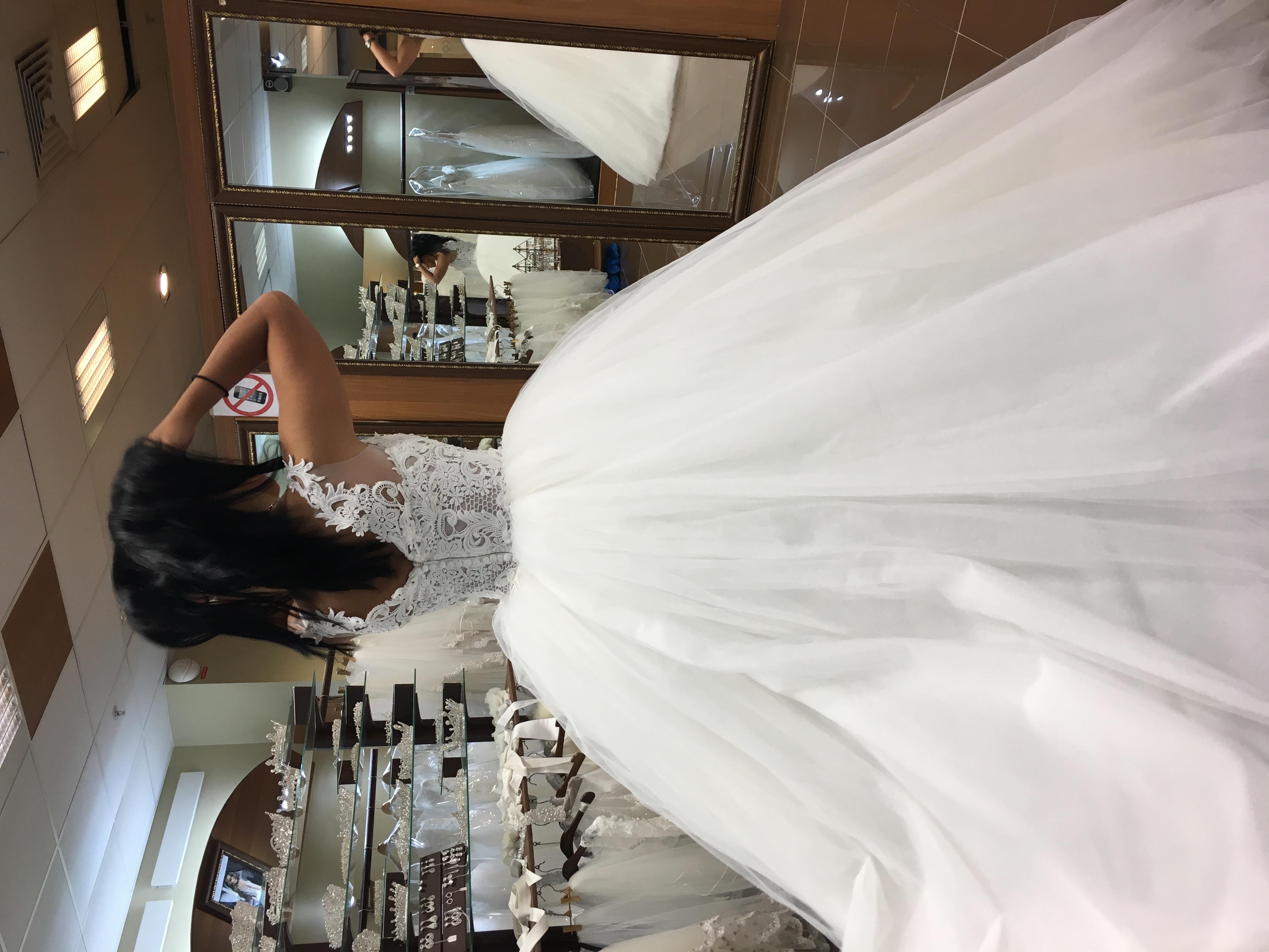 c070fc4d316a Bröllopsklänning Milanova, Köp & Sälj - BröllopsGuiden