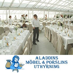 Aladdins Uthyrning