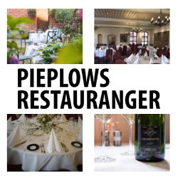 Pieplows Restauranger