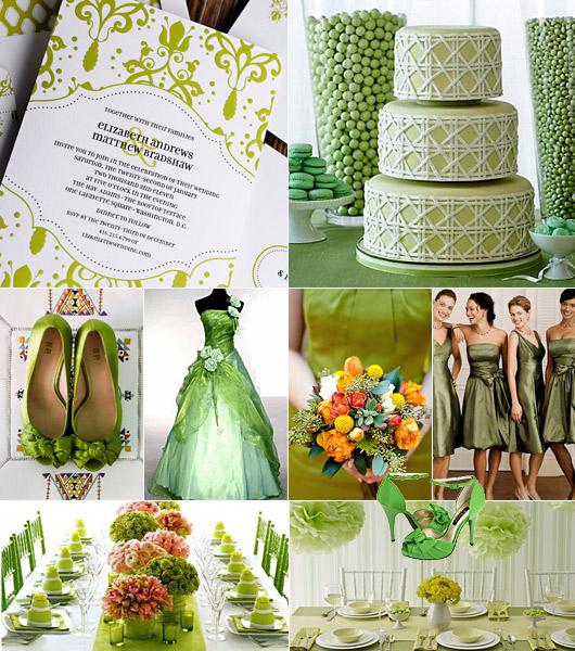 gröna skor bröllop