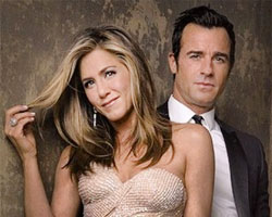 Jennifer Aniston och Justin Theroux