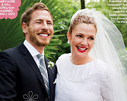 Drew Barrymore och Will Kopelman