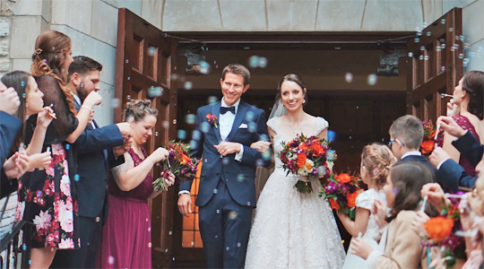 klädsel vid bröllop