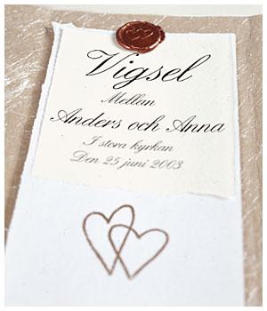bröllopsinbjudan text