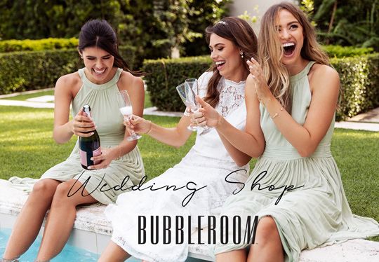 Bubbleroom Wedding Shop