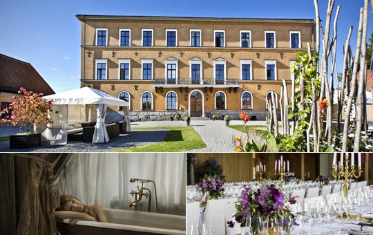 bröllopssvit slott stockholm