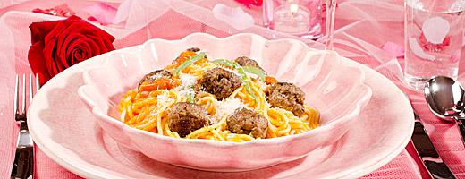 Snabblagad Romantisk Middag
