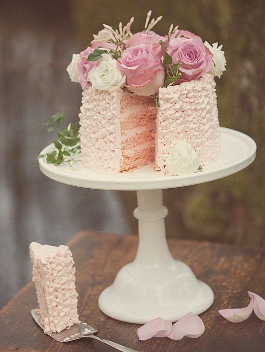 tårta med frosting recept