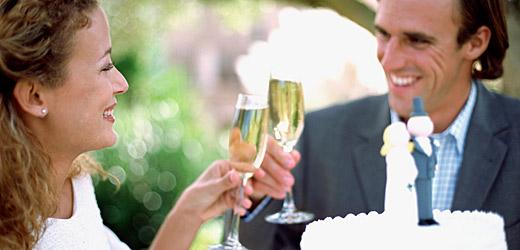 Nätdejting Vett Och Etikett Bröllop