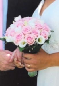 Vad kostar brudbukett