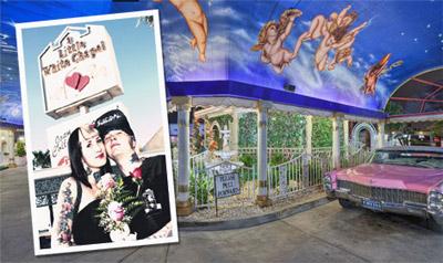 Las Vegas-bröllop