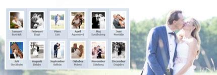 Rösta fram bästa bröllopsbilden