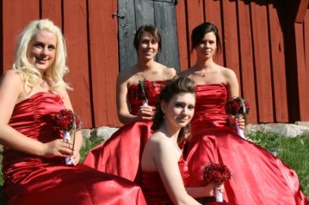 9d162544bf18 Mina tärnor - BröllopsGuiden