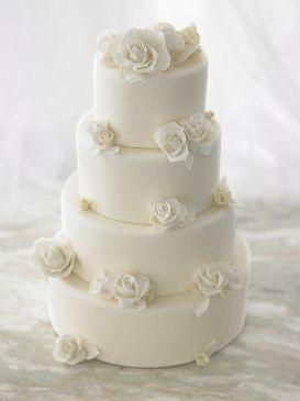 3c0383b0a4b9 anantara · Större bild Vit stilren tårta