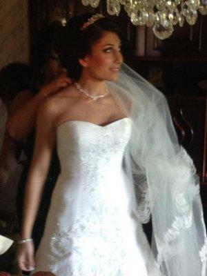 Paulina   Daniels bröllop - BröllopsGuiden d687b19028f3d