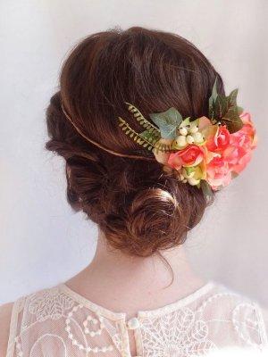 köpa blommor till håret